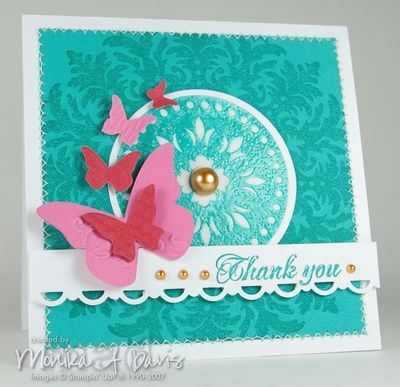 Medallion colourQ card