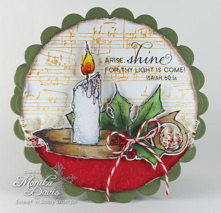 SNS-Christmas Light-circle