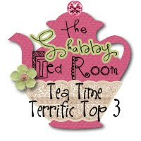 TSTR - Terrific Top 3 Badge