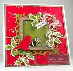 ChristmasSilhouettesShakerCard