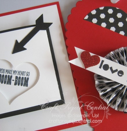 Valentine Treat Holder & Joy Fold Card SP