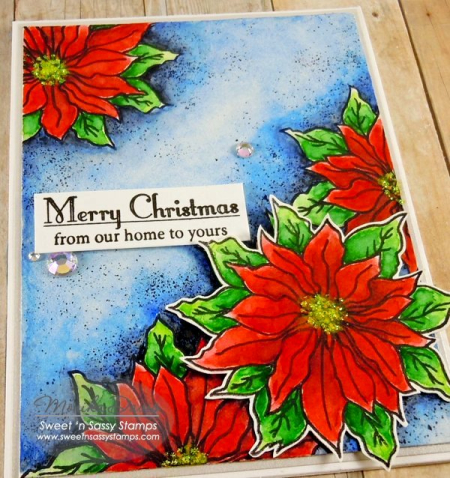 PoinsettiaWatercolorcloseup