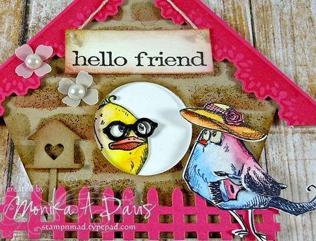 BirdCrazyBirdhousecloseup2