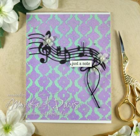 MusicnoteCard