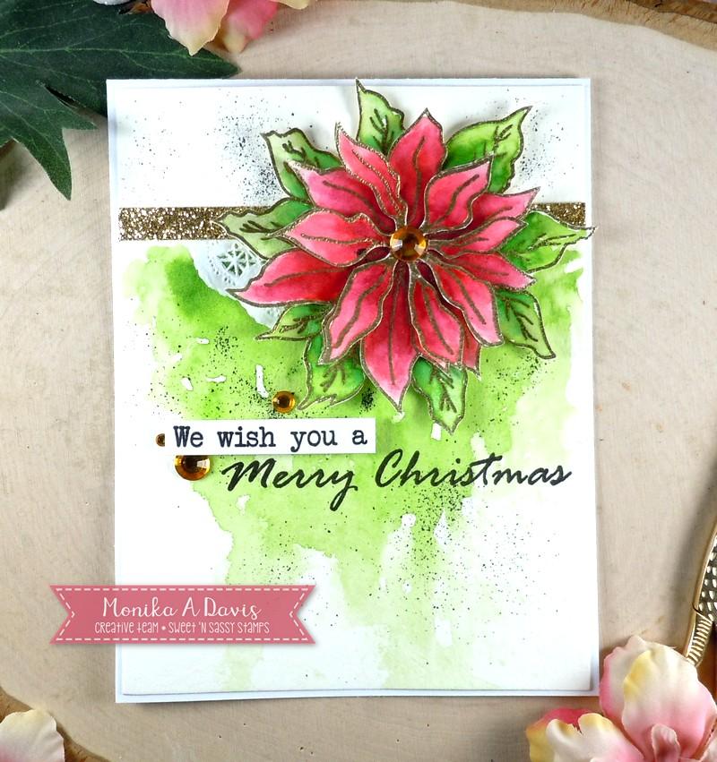 PoinsettiaWaterColor
